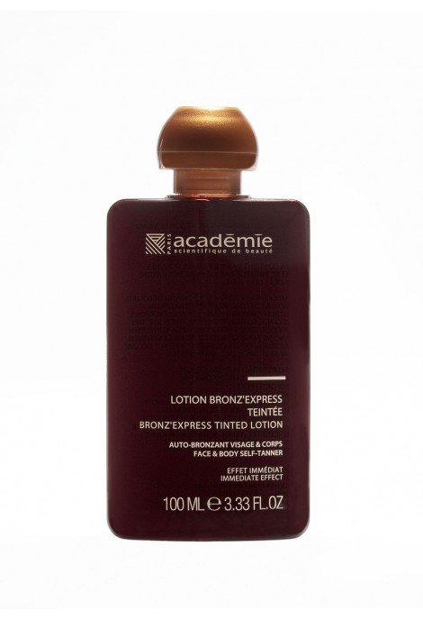 Bronz'Express Tinted Lotion