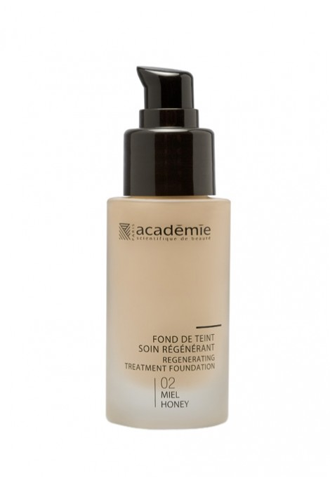 Regenerating Treatment Foundation HONEY 02