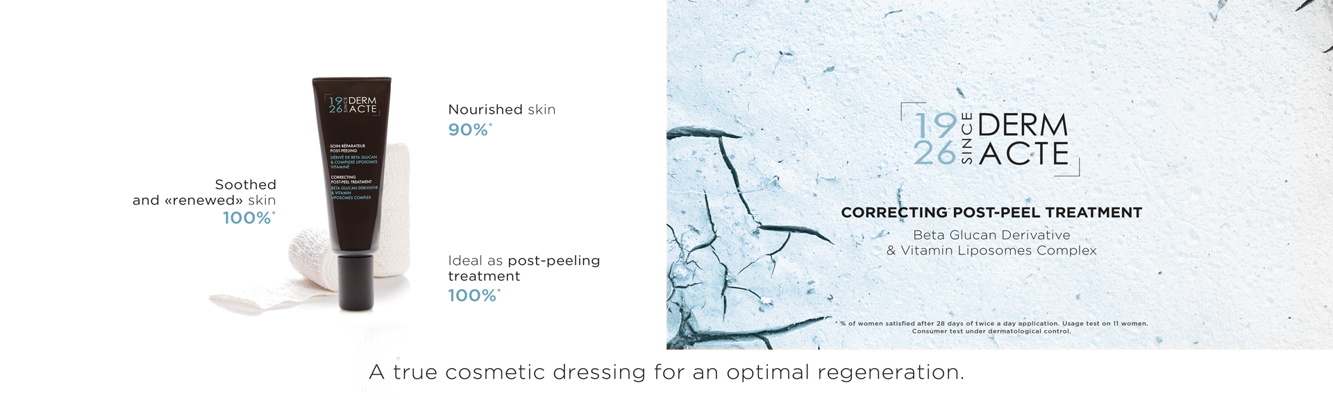Correcting Post-Peel Treatment Derm Acte